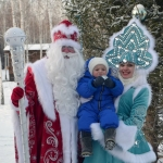В субботу жители Вишневой горки встретились, чтобы отметить праздник.