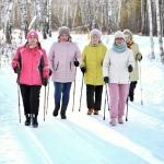 Есть ли что-нибудь лучше зимней прогулки по экотропе?
