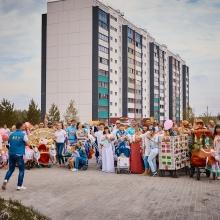 Парад Колясок 08.07.2018