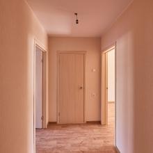 Чистовая отделка в квартирах