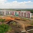 """Строительство долгожданной школы в микрорайоне """"Вишневая горка"""""""